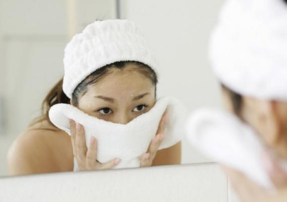полотенца вредят коже