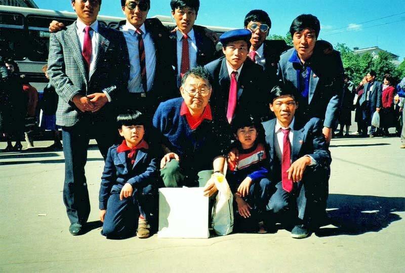 старая корейская фотография