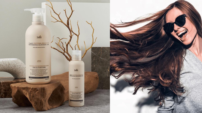 La'dor TripleX3 Natural Shampoo